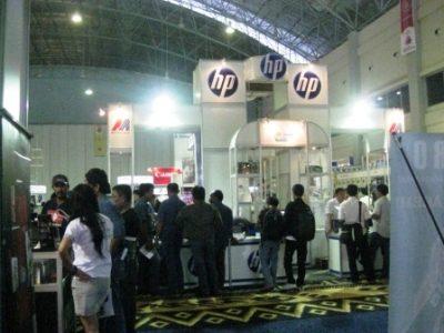 Suasana FKI di Celebes Convention Centre, Makassar