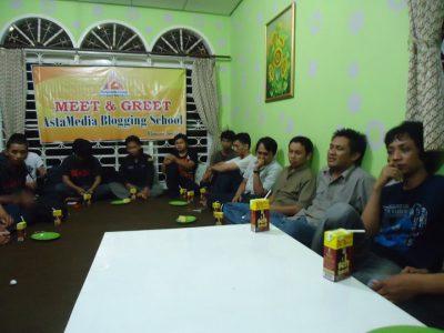 Gathering Alumni Astamedia Blogging School
