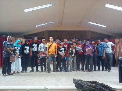 Para Pemenang Lomba Futsal, Lomba Puzzle dan Pertandingan Kartu Jendral