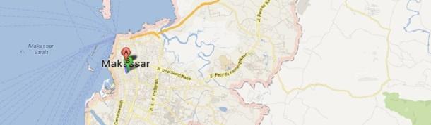 Peta Makassar