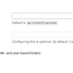 uploading files wordpress