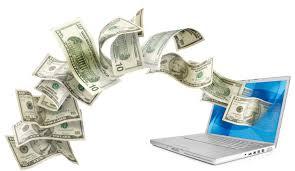 Keuntungan yang diraup di balik bisnis online
