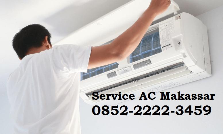 Jasa Service AC di Makassar